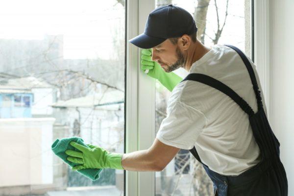 Nettoyage et vide maison lors d'un déménagement