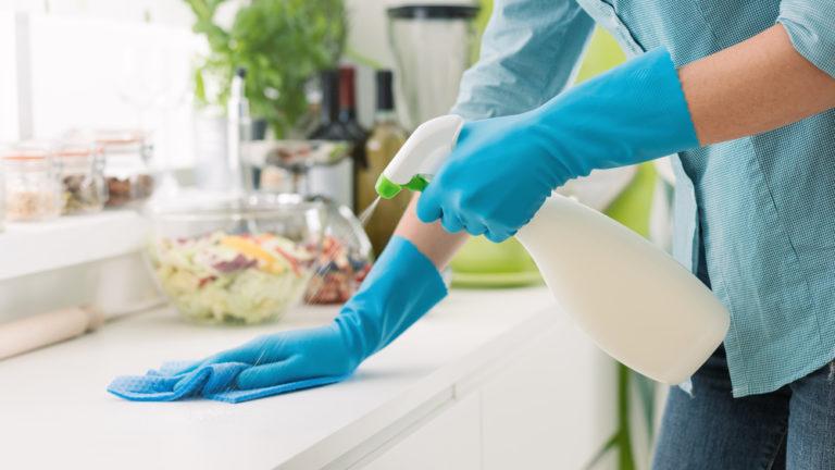 désinfectant cuisine