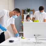 prestations offertes pour un nettoyage de bureau