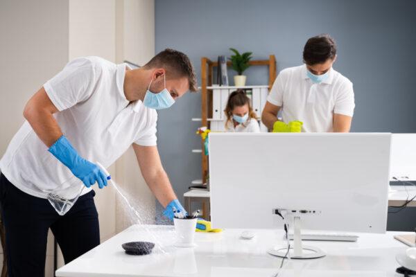 Quelles sont les prestations offertes pour un nettoyage de bureau?