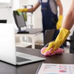 nettoyer convenablement le bureau